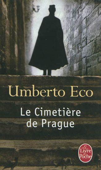 UMBERTO ECO - Le Cimetière de Prague - Littérature étrangère - LIVRES - Renaud-Bray.com - Ma librairie coup de coeur