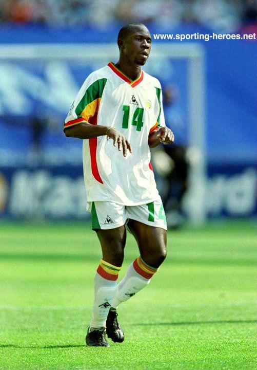 Moussa N'Diaye - Senegal - FIFA Coupe du Monde 2002