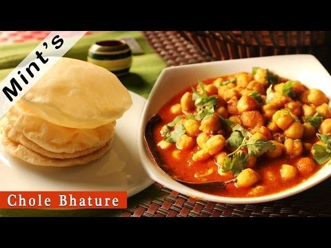 Chola Bhatura Recipe in Hindi-North Indian Cuisine-Vegan Indian Recipes-Ep-96 – Cooking Recipes