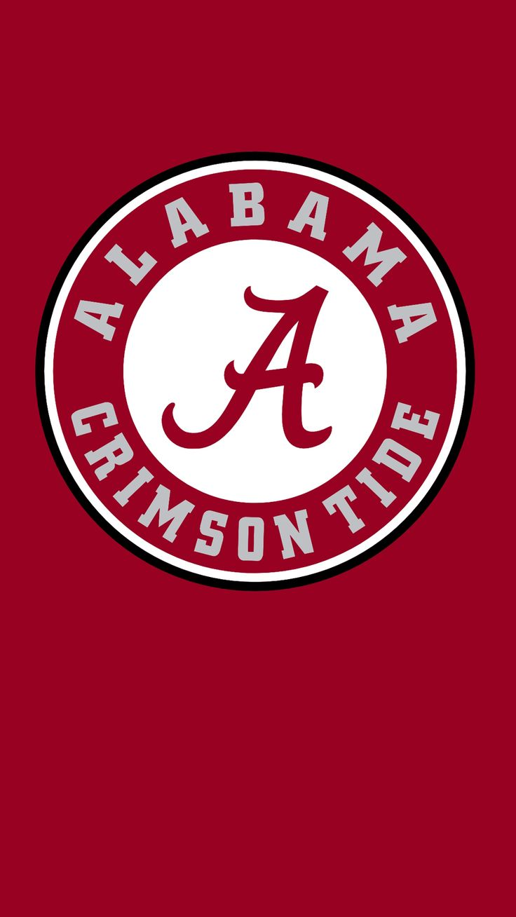 Free Alabama Wallpapers For Mobile Phones with Logo