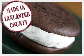 I frosted a homemade chocolate cake with this whoopie pie filling!  Yummy!