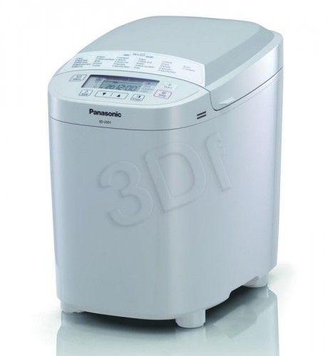 Wypiekacz do chleba Panasonic SD-2500WXE ( 550W ; biały )
