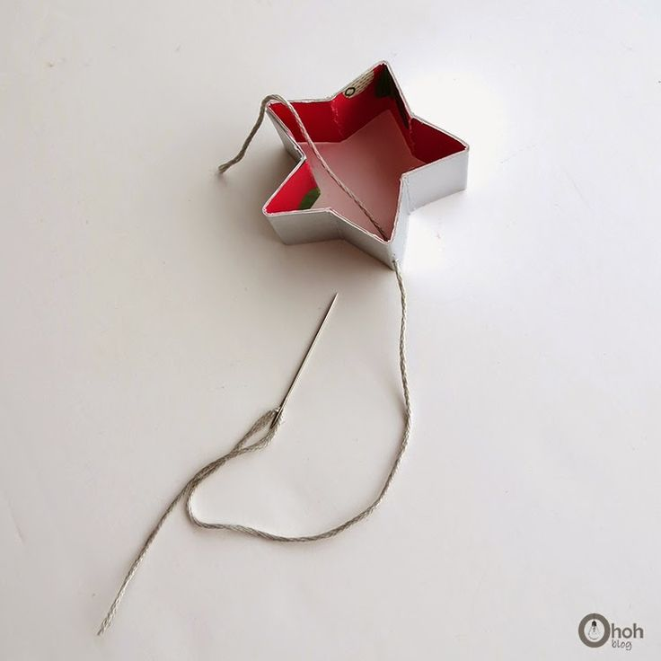 Ohoh Blog - diy and crafts: Recycled Christmas ornament