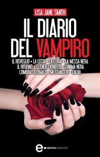 La libreria di Beppe: Il diario del vampiro di Lisa Jane Smith