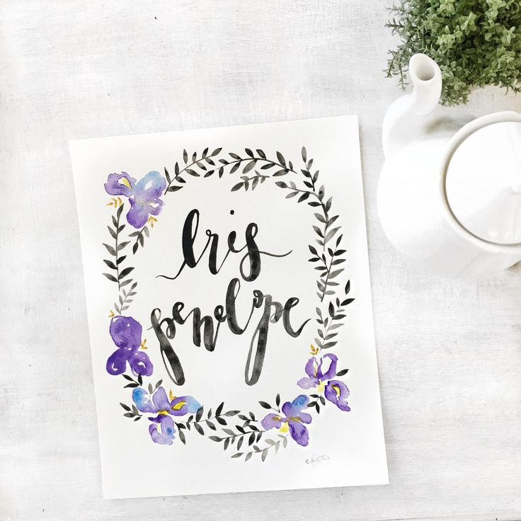 1000 Ideas About Watercolor Flowers Tutorial On Pinterest