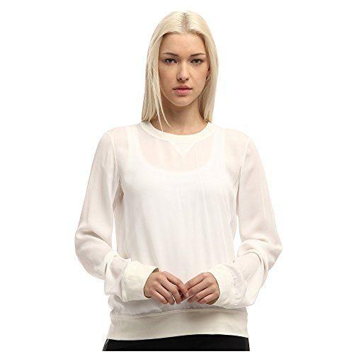 (ディースクエアード) DSQUARED2 レディース トップス 長袖シャツ Sporty Couture Long Sleeves Top 並行輸入品  新品【取り寄せ商品のため、お届けまでに2週間前後かかります。】 表示サイズ表はすべて【参考サイズ】です。ご不明点はお問合せ下さい。 カラー:Milk 詳細は http://brand-tsuhan.com/product/%e3%83%87%e3%82%a3%e3%83%bc%e3%82%b9%e3%82%af%e3%82%a8%e3%82%a2%e3%83%bc%e3%83%89-dsquared2-%e3%83%ac%e3%83%87%e3%82%a3%e3%83%bc%e3%82%b9-%e3%83%88%e3%83%83%e3%83%97%e3%82%b9-%e9%95%b7%e8%a2%96/