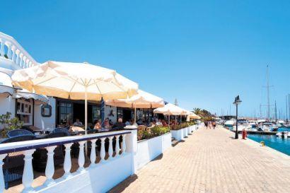 Holidays in #PuertoCalero #Lanzarote