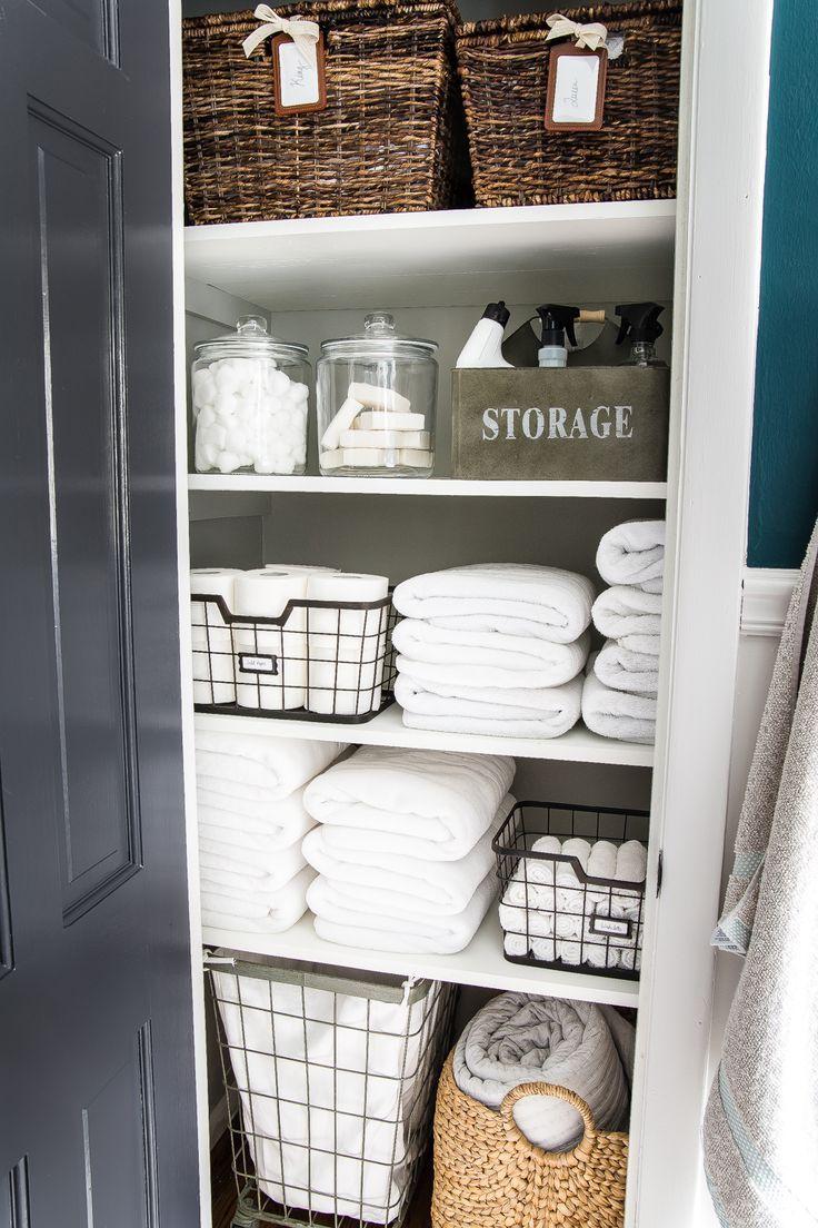 7 Tipps für die perfekte Organisation des Wäscheschranks für die beste Art