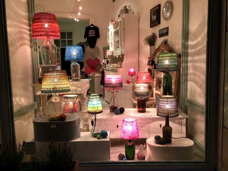 Borobudur lamps exhibition