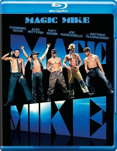 Magic Mike [2 Discs] [Includes Digital Copy] [UltraViolet] [Blu-ray/DVD] [Eng/Fre/Spa] [2012]