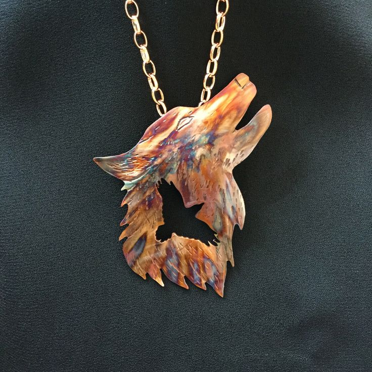 raven wolf, raven jewelry, wolf jewelry, crow wolf, crow necklace, raven necklace, spirit guide, wolf totem, raven totem, flame painted by ImagesbyKentOlinger on Etsy https://www.etsy.com/ca/listing/510707543/raven-wolf-raven-jewelry-wolf-jewelry