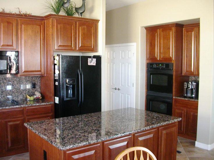 kitchen designs with black stainless steel appliances ...
