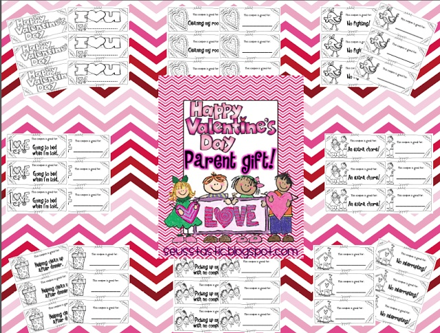 Valentine's Day Parent Gift: February Valentine'S, February Valentines, Schools Ideas, Teaching Ideas, Parent Gifts, Kinder Valentine'S, Teacher Ideas, Parents Gifts, Classroom Ideas