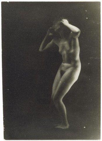 Germaine Krull, Nude, Paris, c. 1930
