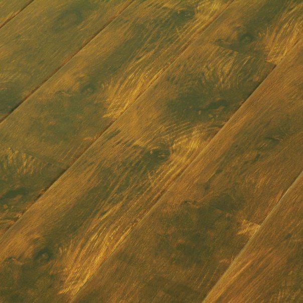 Ламинат Country floor – это современное напольное покрытие с эффектом традиционного пола в загородном доме. Особенностью панелей Country floor являются плавные продольные фаски с покрытием, аналогичным всей поверхности ламината. Впервые в мировой практике полезная поверхность и закругленные края выполнены из слоеного пластика.   Ламинат Country floor производится по запатентованной технологии.  Цена 1 100 руб.кв.м.