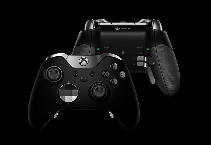 XBOX Elite Controller on Behance