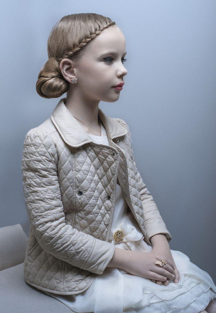 Детские стрижки и стиль