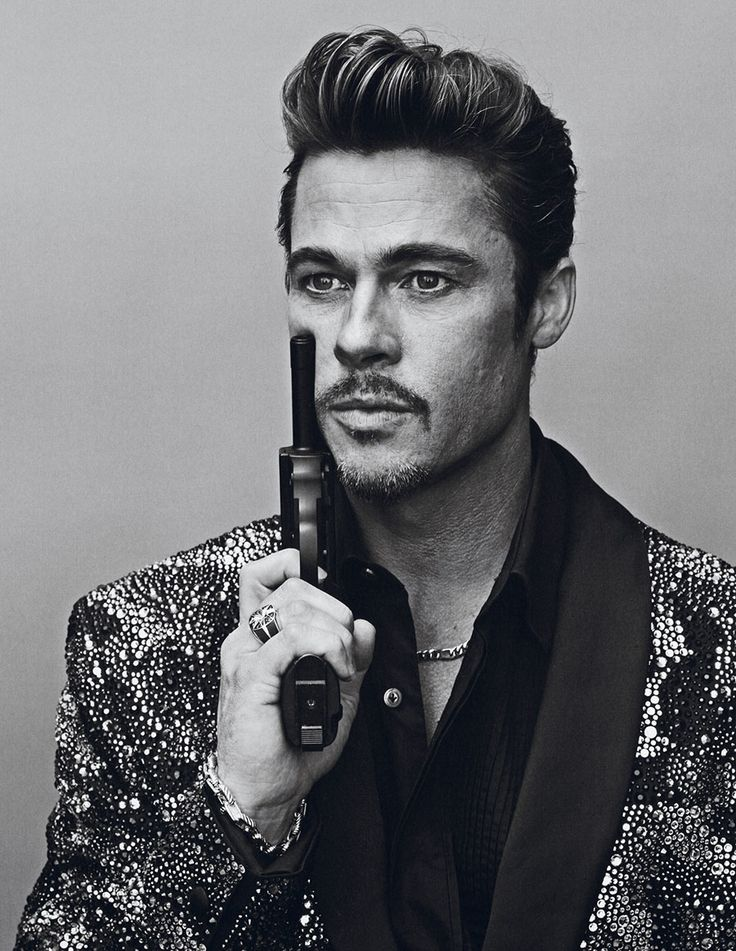 <p>In the latest Interview Magazine cover shoot, Steven Klein captured Brad Pitt (again) as a Rasta, a rake, a drifter and a hitman, all beautifully styled by Ludivine Poiblanc. Have a look, it'
