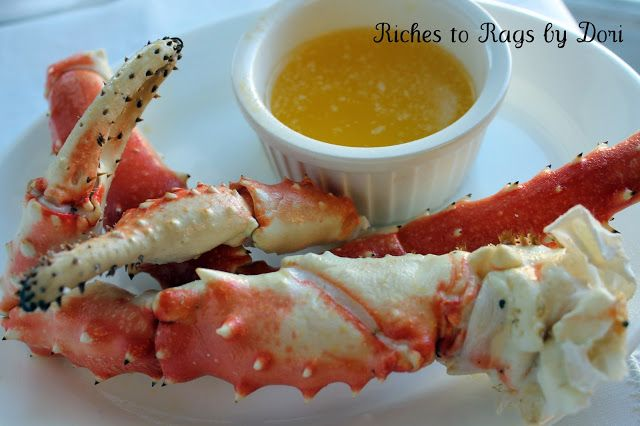 *Riches to Rags* by Dori: Classic King Crab Legs - Great Deals at www.AlaskaKingCrabs.com