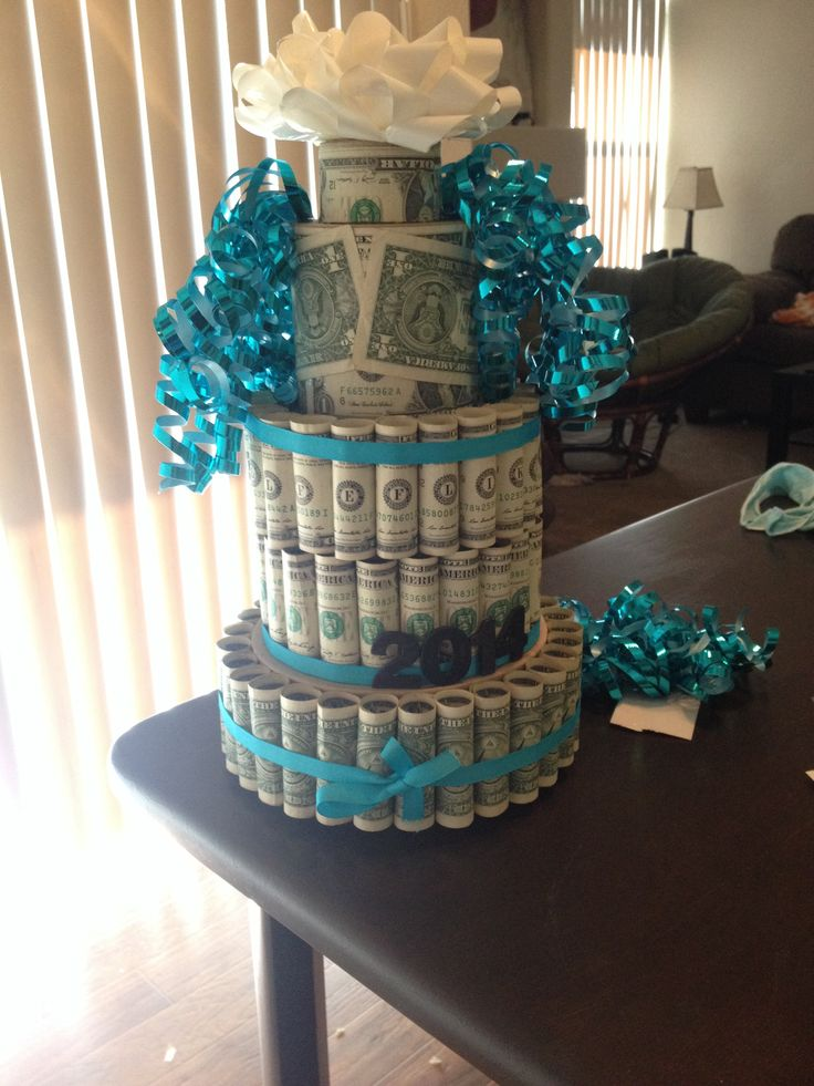 31 best images about Money cakes on Pinterest Graduation ...