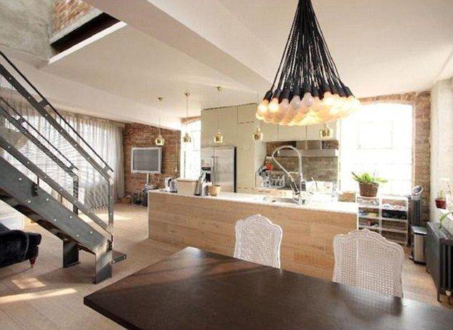 Beautiful Eklektische Wohnung Loft Charakter Pictures - Amazing Home ...