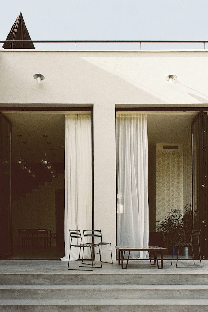 House A & House B at Terra Panonica by Studio AUTORI // Kikinda, Serbia.