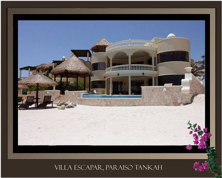 Tulum Vacation Rental - VRBO 317146 - 5 BR Quintana Roo Villa in Mexico, Privately-Owned, Exquisite Oceanfront Villa Located 10 Min. from Tulum