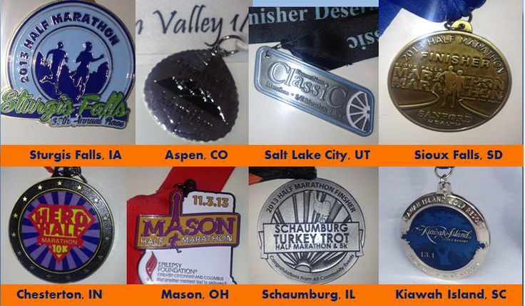(Fifty States Half Marathon Club member BLING - ) Fifty 50 States Half Marathon Club - 50 States half marathon Challenge - 50 States Endurance Challenge - 100 Half Challenge - 500 Endurance Challenge - Over 200 Discounts to half marathons & various other discounts - Great members!  Visit us at www.halfmarathonclub.com for more info  #halfmarathon #halfmarathons #running #50states #bling