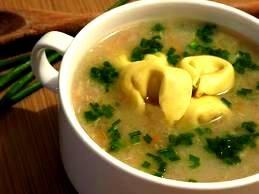 Sopa de Tortellini