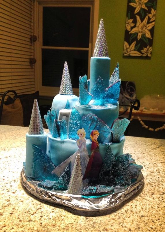 17 Best Images About Castle Cakes And Party Ideas On