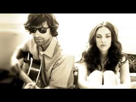 Pete Yorn & Scarlett Johansson - Relator. I'll just post this and go to my shame corner for just now hearing Scarlett sing!!!