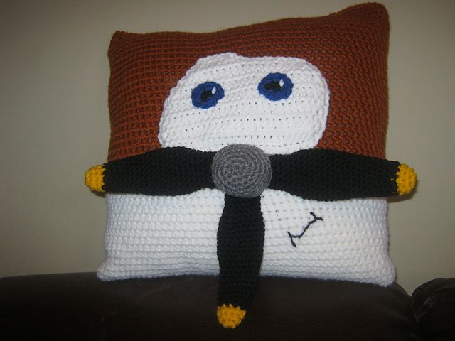 Ravelry: CandidQuilts' Airplane Pillow