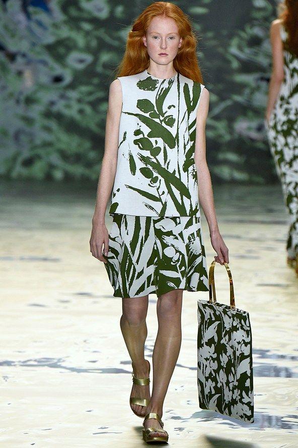 Jasper Conran - Spring/Summer 2016 Ready-To-Wear - LFW (Vogue.co.uk)
