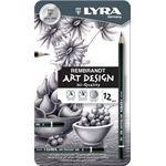 LYRA - MATITE BELLE ARTI - LYRA-REMBRANDT-ART-DESIGN