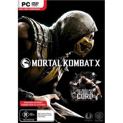 Mortal Kombat X Free Download PC Game setup in single Link