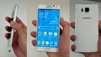 Samsung Galaxy Alpha pictures leak upcoming iPhone rival Metal Samsung phone teased ahead of imminent arrival