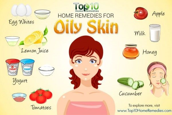 Home Remedies To Manage Oily Skin Emedihealth Oily Skin Remedy Oily Skin Care Oily Skin