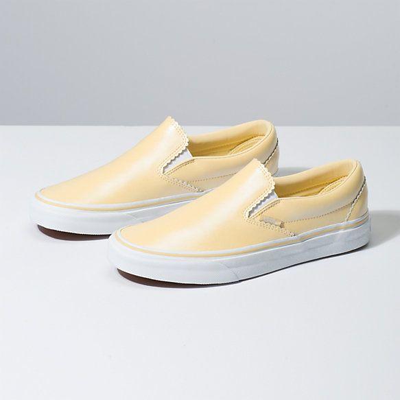 Pearl Suede Slip-On   Shop At Vans