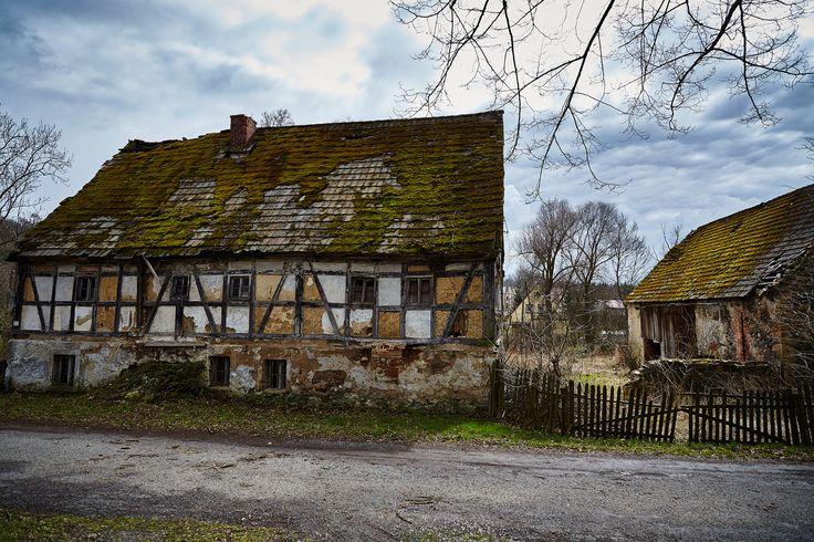 It was once a rich countryside... by Krzysztof Gurszyński on 500px