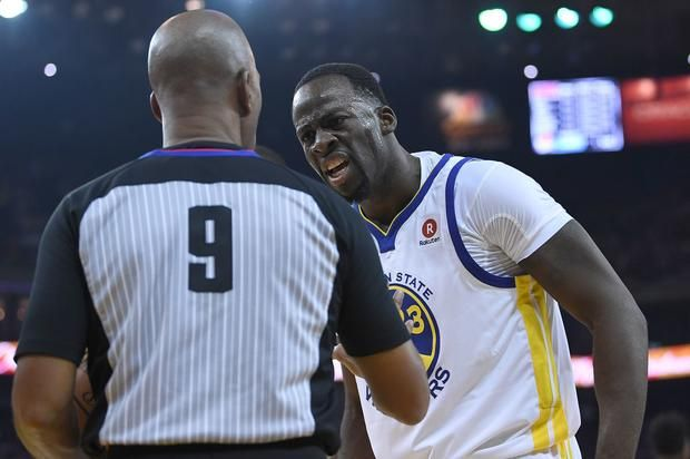 Draymond Green Fined $25,000 For Criticizing NBA Refs NBA fines Draymond $25k.https://www.hotnewhiphop.com/draymond-green-fined-s25-000-for-criticizing-nba-refs-news.41953.html Go to Source Author: Kyle... http://drwong.live/article/draymond-green-fined-s25-000-for-criticizing-nba-refs-news-41953-html/