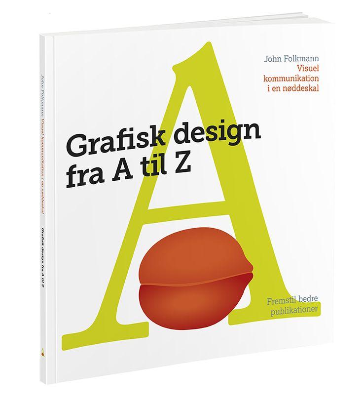 Grafisk Design fra A til Z bog fra Viking og Creas