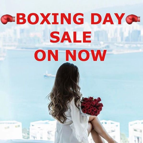 DON'T MISS THIS BOXING DAY SALE ON! KNOCK IT UP !🥊🥊 #solotica_melbourne #otakaulens_official
