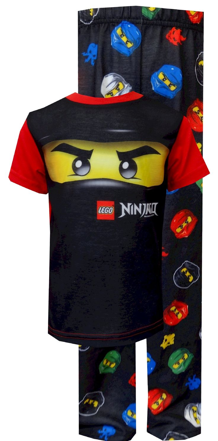 Lego ninjago cole ninja of earth pajamas for the kiddos - Lego ninjago logo ...