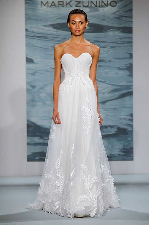mark zunino bridal collection 2015 wedding dress