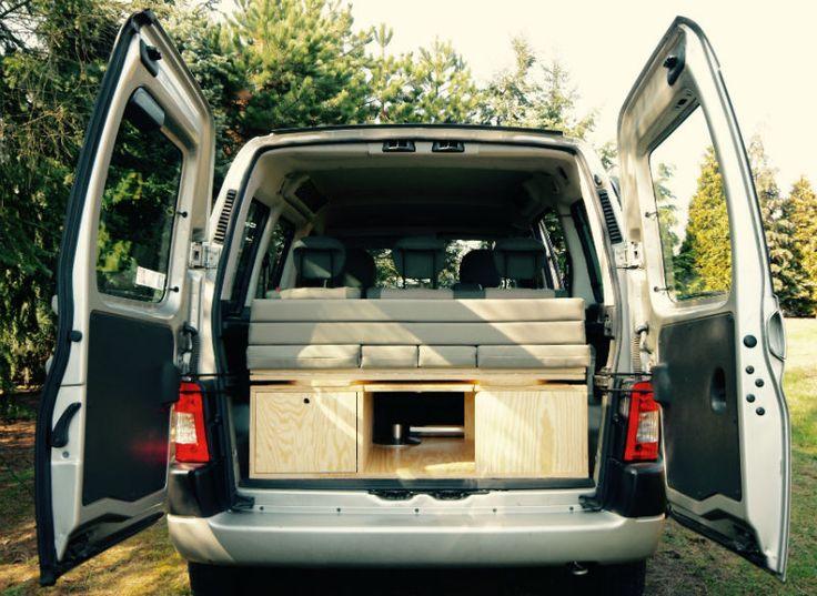 48 besten minicamper bilder auf pinterest im wohnmobil. Black Bedroom Furniture Sets. Home Design Ideas