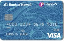 Bank of Hawaii - Personal - Bankoh Hawaiian Airlines® Visa® Debit Card