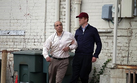 Homeland series two, episode three - preview pictures and video http://www.radiotimes.com/news/2012-10-18/homeland-series-two-episode-three---preview-pictures-and-video