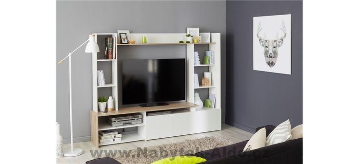 Televizní stěna Up 9831PATV