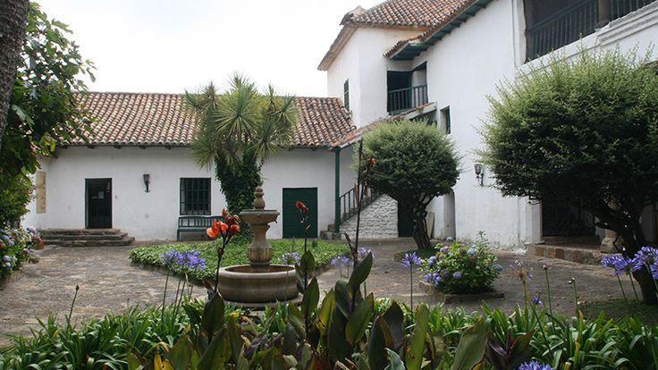 Casa del Escribano Don Juan de Vargas, tunja-colombia