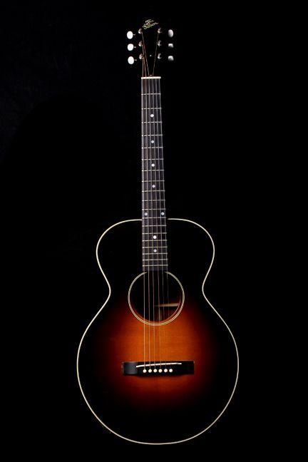 SOLD Gibson 2001 LG-1 Harlem Slim LTD $1,795